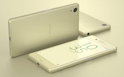 Sony Mobile introduces an evolution of the Xperia brand