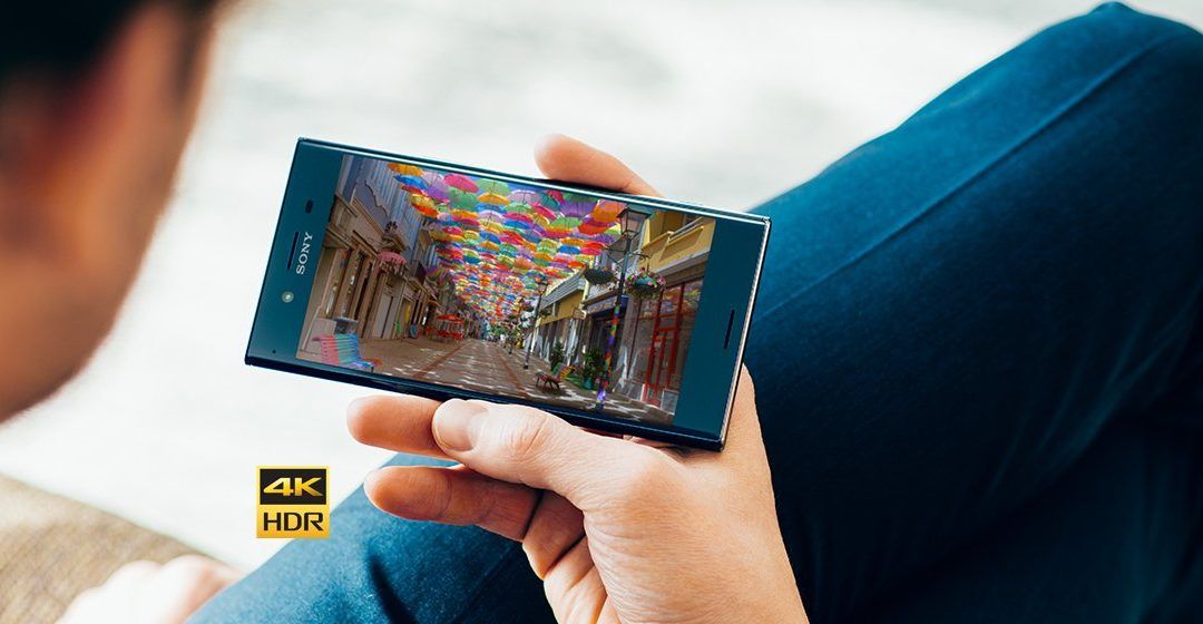 Xperia XZ Premium officially named Best New Smartphone at MWC 2017
