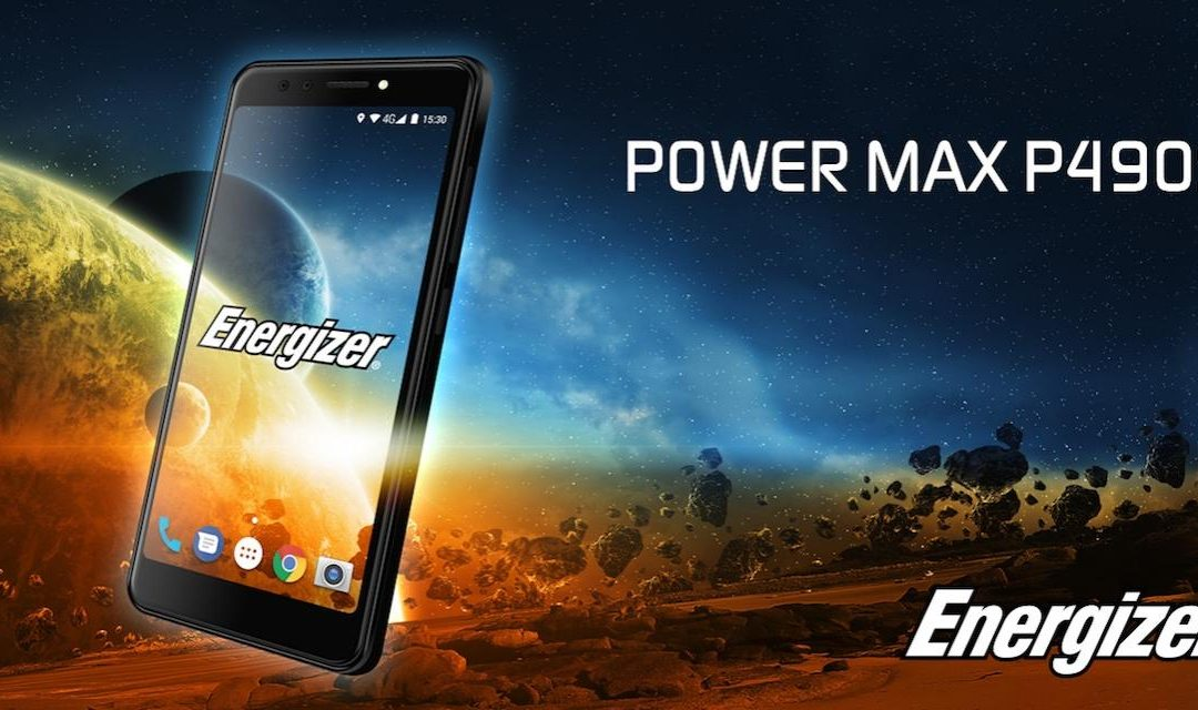 The Energizer® Power Max P490s