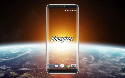 The revolutionary Energizer® Power Max P600s Smartphone